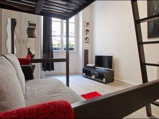 Studio au Louvre pour 4 personnes - Paris vacation rentals
