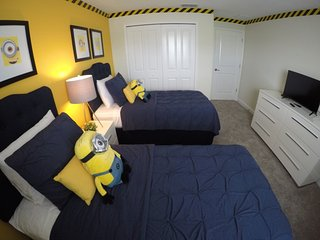 Disney & Minions Modern 4 bed decor close to parks - Kissimmee vacation rentals
