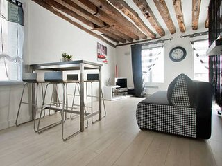 Studio au coeur de Paris - Paris vacation rentals