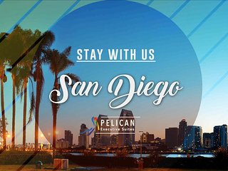 San Diego 2Bed Highrise Suites Walk to Gaslamp District - San Diego vacation rentals