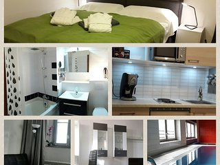Modern apartment with nice views - Cologne vacation rentals