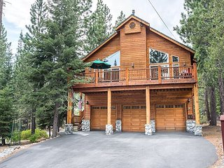 NEW LISTING - Room for Everyone at this 3400 sq ft  Tahoe Donner 4 BR Home! - Truckee vacation rentals