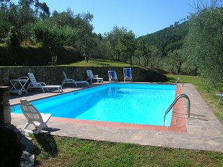 Lovely restored house in the country.Private pool - Lucca vacation rentals