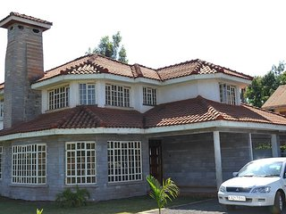 Beautiful House in Secure Serene location near CBD - Nairobi vacation rentals