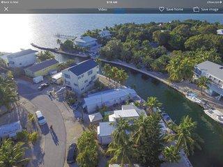 Islamorada cottage on deep water canal - Islamorada vacation rentals