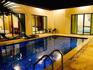 3 bedroom pool villa in a gated village - Nai Thon vacation rentals