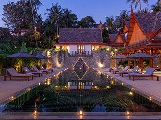 Luxury 7 bedroom villa in Surin - Phuket Town vacation rentals