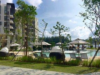 Nice Condo with Balcony and Fitness Room - Bang Tao vacation rentals