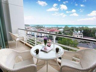 1 bedroom luxury sea view apartment Karon Hill - Karon vacation rentals