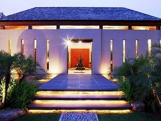 Luxury 1-2 bd villas in the gated estate 10 minutes to the beach - Bang Tao vacation rentals