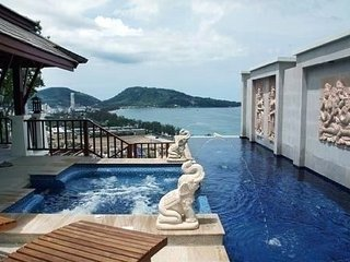 4 bd Luxury villa in the gated estate - Patong vacation rentals