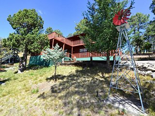 Balligomingo Lodge 4 Bedroom 3 Bath with a view - Ruidoso vacation rentals