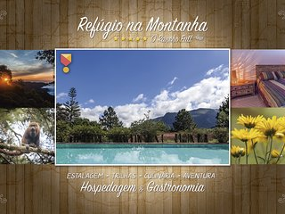 Refuge in Rio's Mountain - Full Ranch & Breakfast - Miguel Pereira vacation rentals