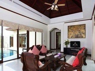 Lovely 2 Bedroom villa Tropical Garden near Bangtao Beach - Bang Tao vacation rentals
