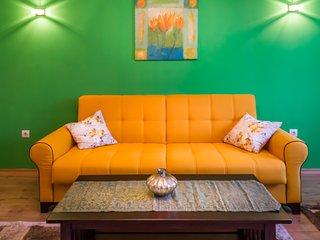 The University Sofia Green Apartment - Sofia vacation rentals