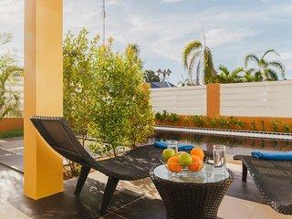4 bedroom pool villa in the gated estate in Rawai - Rawai vacation rentals