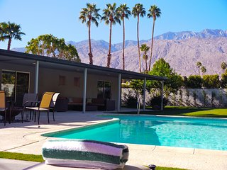 Secluded & Luxe Mid-Century Retreat - Palm Springs vacation rentals