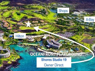 New -- Waikoloa Beach Studio | Pool-Tennis-BBQ | Walk to Beach/Shops/Hilton - Waikoloa vacation rentals