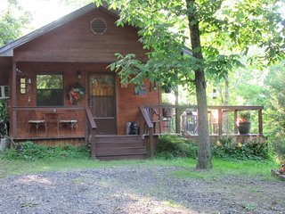 Cozy Cabin with Patio and Microwave - Octavia vacation rentals