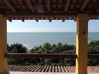 Casa de 4 quartos para 10 pessoas - Cumuruxatiba vacation rentals
