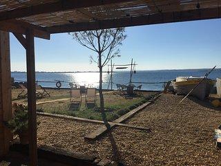 """A Sète """"Ma  Baraquette Chic"""" et sa plage privée - Balaruc-les-Bains vacation rentals"""