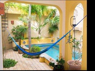 Casa Lizmar - across from the English Library - Merida vacation rentals