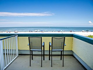 Apollo #208 - Beachfront 1/1 - Marco Island vacation rentals