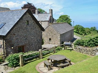 Yenworthy Mill, Countisbury - Yenworthy Mill sleeps 10 guests in a stunning location on the Exmoor coastline - Oare vacation rentals