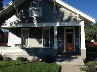 Sunny 2 bedroom House in Salida with Deck - Salida vacation rentals