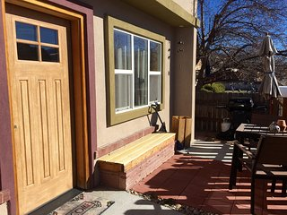 Bright 3 bedroom House in Salida with Deck - Salida vacation rentals