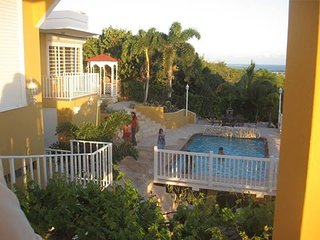 House with Beautiful View of the Caribbean Sea - Ponce vacation rentals