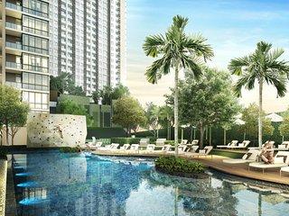 Luxury 2 bed condo on 39th floor in Pattaya - Jomtien Beach vacation rentals