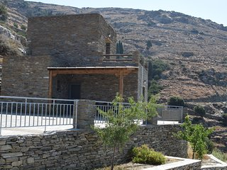 Stone house with sea view- Andros - Ormos vacation rentals