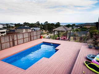 City View - Mount Martha Luxury Retreat with Pool - Melbourne vacation rentals