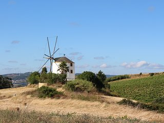 Ferienhaus Windmühle in Portugal - Sobral de Monte Agraco vacation rentals