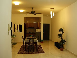 Bright 3 bedroom Apartment in Subang Jaya - Subang Jaya vacation rentals