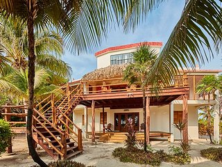 5 Bedrooms - 5.5 Bathrooms - Luxury Villa in A Tropic Paradise - San Pedro vacation rentals