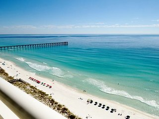 Fall Special! Only $199/nt! Book today! 3/3 Gulf Front Penthouse! - Navarre Beach vacation rentals