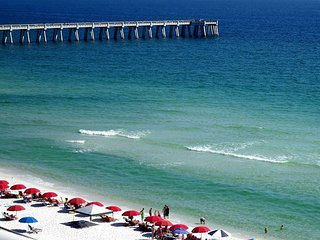 Oct dates open! Only $199/nt! Great 3/3 Gulf Front Condo!! - Navarre Beach vacation rentals