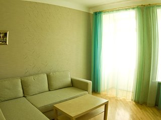 Smolenskaya-Arbat apartment with 2 bedroom+LR - Moscow vacation rentals