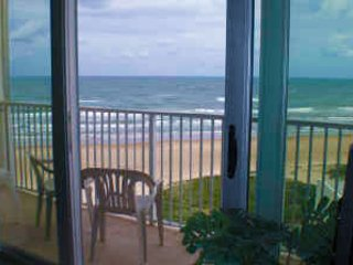 Beachfront Oceanview Aquarius Condo #707 - South Padre Island vacation rentals