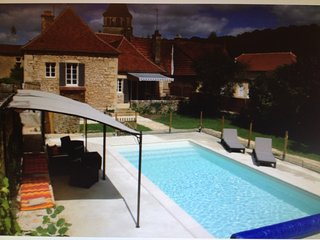 4 bedroom House with Internet Access in Villefranche-du-Perigord - Villefranche-du-Perigord vacation rentals