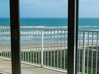 Beachfront Oceanview Aquarius Condo #607 - South Padre Island vacation rentals