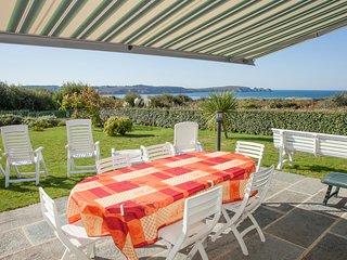 Belle villa ,grande vue mer plage à400m internet - Crozon vacation rentals