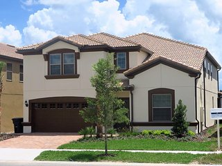 Brand New 8 BR/6 BA house #1188 - Kissimmee vacation rentals