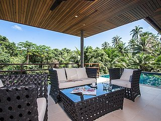 Luxury villa at Bang Po with pool - Koh Samui vacation rentals