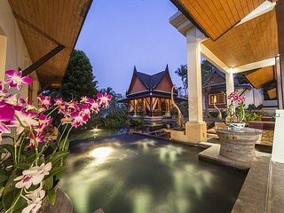 Luxury 5 bed Thai villa at Rawai Beach - Coral Island (Koh Hae) vacation rentals