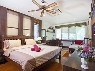 Asian style 3 bed pool villa - Pattaya vacation rentals