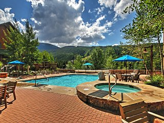 Ski-In/Ski-Out Spacious 1BR Keystone Condo w/Pool & Hot Tub Access - Walk to Chairlifts! - Dillon vacation rentals