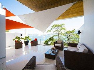 Scenic Patong villa with sea views - Patong Beach vacation rentals